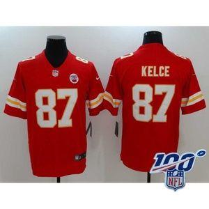 Kansas City Chiefs Travis Kelce Jersey (2)